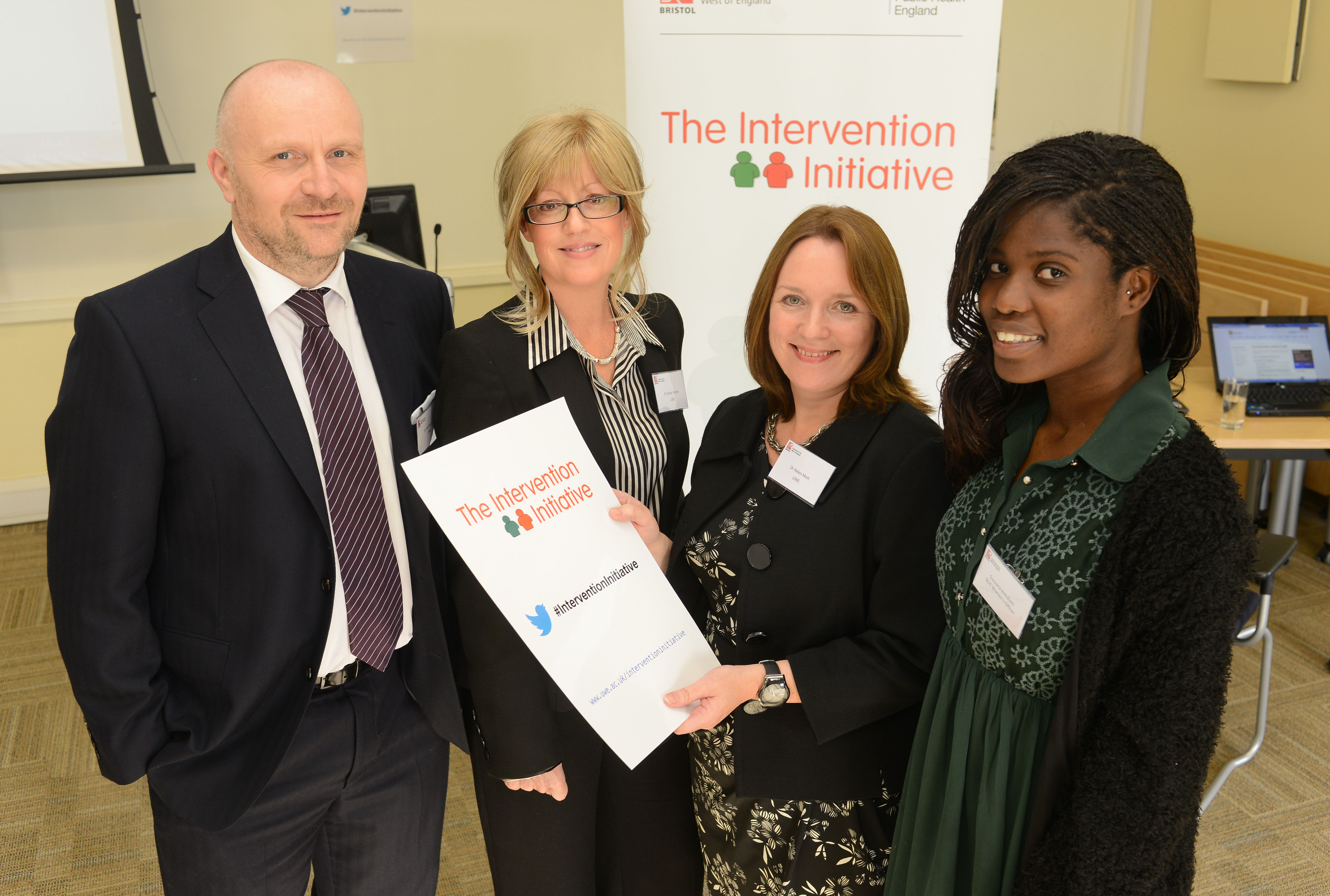 Launching The Intervention Initiative 2014